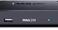 Enjoy HD Quality Channels with using MAG 250 Box
