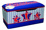Baseball Toy Box