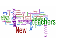 Word Cloud For new teachers