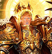 Donald Trump The Emperor To Live Forever