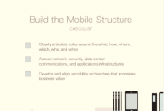 First Step to Enterprise Mobility: Build the Mobile Structure