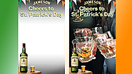 Jameson Is Running Snapchat Geofilters Nationally, Making It the First Alcohol Brand to Do So