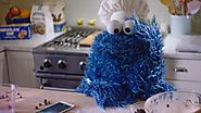 Ad of the Day: Cookie Monster Bakes, and Frets, and Pleads With Siri, in Funny iPhone Ad