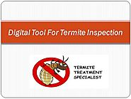 Digital Tool for Termite Inspection