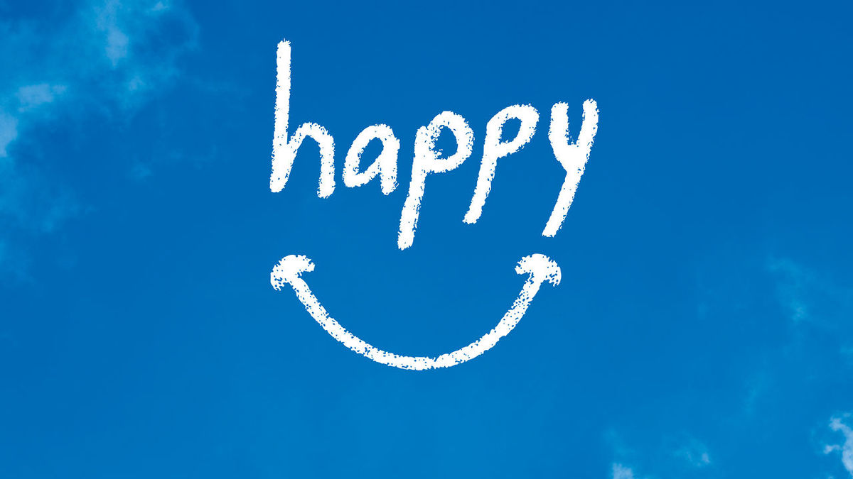 Headline for 10 Ways To Be Happy And Stay Happy