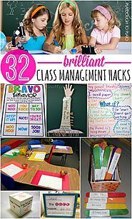 32 Must-Try Classroom Management Tips - Playdough To Plato