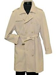 Delightful And Stylish Full Length Trench Coat For Men