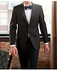 Wear Calvin Klein Slim Fit Tuxedo For A True Picture Of Elegance