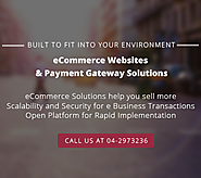 eCommerce Websites & Payment Gateway Solutions