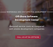 Off-Shore Software Development Center