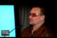 Bono's Moving Serenade Of Warren Buffett [VIDEO]