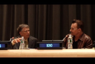 Bill Gates And Bono: 'Partners In Crime' Discuss Their Collaboration For Good [VIDEO]