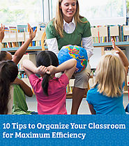 10 Tips to Organize Your Classroom for Maximum Efficiency