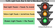 How To Talk To Kids About Real Food - 100 Days of Real Food