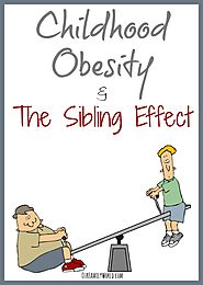 Childhood obesity: Do siblings influence each others weight?
