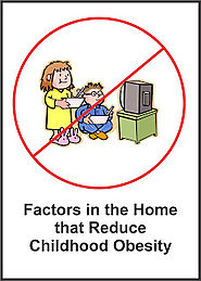 Factors in the Home that Reduce Childhood Obesity