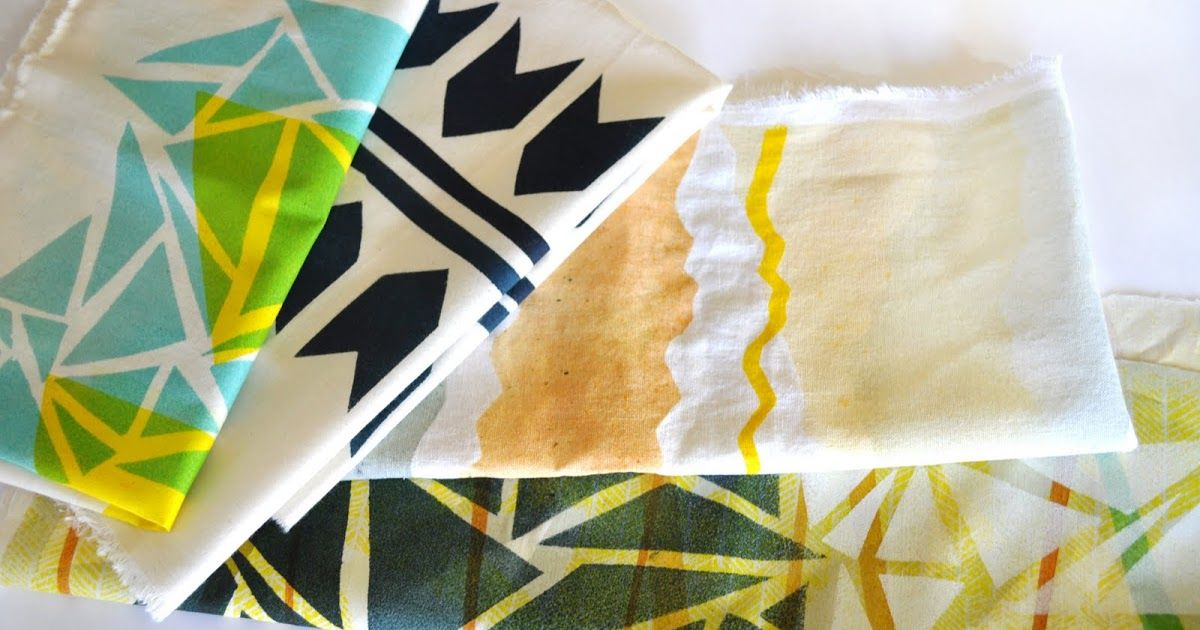 Headline for Fantastic Fabrics: 10 DIY Ways to Make Your Own Fabric Patterns