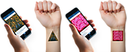 Tattify Custom Temporary Tattoos and Nail Stickers | Tattify