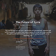 The Future of Syria | Refugee Children in Crisis