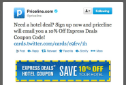 Twitter's Lead Generation Cards Are Latest In-Stream Ad Opportunity