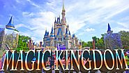 Magic Kingdom - Walt Disney World , Orlando 2016 HD