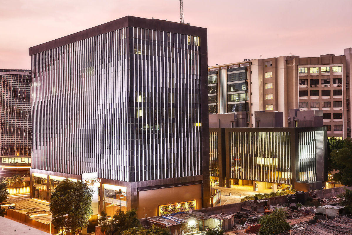 Headline for Parshwanath Business Park - Premium Office Spaces...