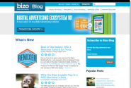 Bizo Launches Their Content Hub!