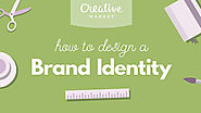 How to design a strong brand identity