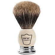 Badger Hair Shaving Brush For A Smooth Shave
