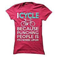Funny Cycling Shirts - Tackk