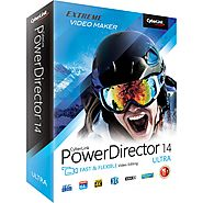 Cyberlink PowerDirector 14 Crack Keygen Activation Free Download Full 2016 - WeCrack Free Software Downloads