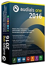 Audials One 2016 Crack Download Full License And Activation Key - WeCrack Free Software Downloads