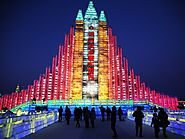 Harbin Ice and Snow Festival – Harbin, China