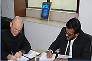 FORE School ties up with European Institute for Asian Studies Luxembourg, for collaborative research.