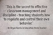 Response: Positive Classroom Management Strategies - Part One
