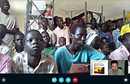 Project Kakuma: Educating refugees via Skype