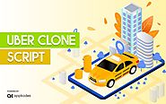 Are you looking for an uber clone script to thrive your new startup?
