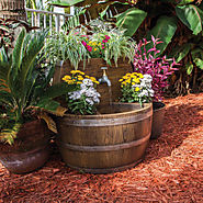 Garden Planters/Containers, Outdoor Planters for Sale | ThePondBoss