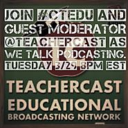 Twitter Chat all about Podcasting