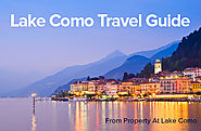 Travel Guide Lake Como Italy - Hotels, Villas, Vacation Places and Leisure - Real Estate Services Lake Como