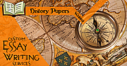 Why History Papers are Part of Essay Writing Services