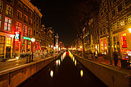 Visit the Red Light District