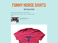 Funny Nurse Shirts