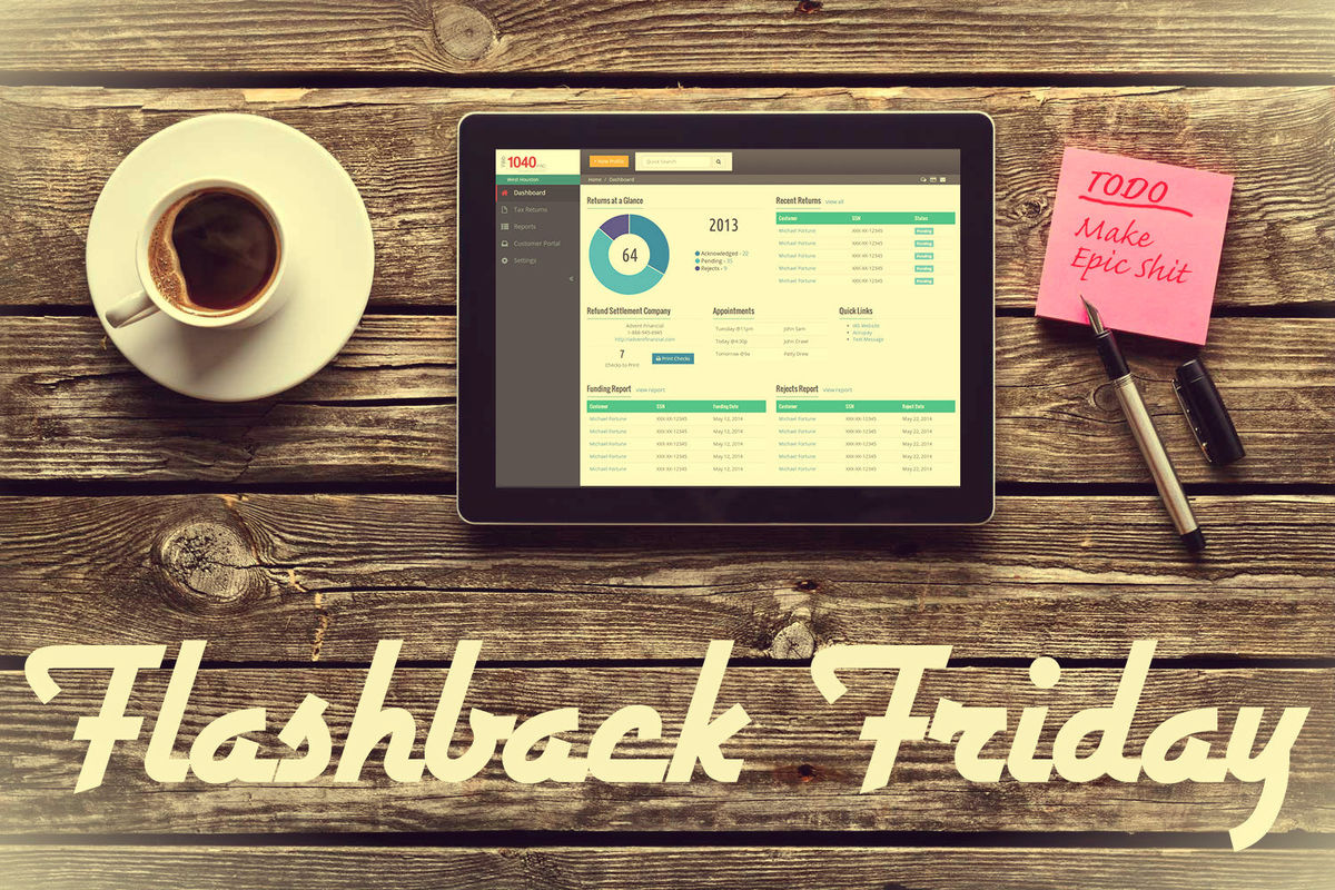 Headline for Flashback Friday (Mar 28-April 1 ): Best Articles in UX, Design & Ecommerce This Week