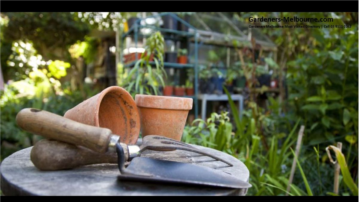Headline for Best gardening Services in Melbourne