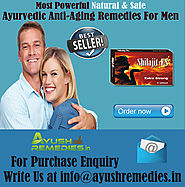 Ayurvedic Anti-Aging Remedies To Increase Male Stamina By AyushRemedies.in