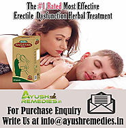 Ayurvedic Treatments To Prevent Erectile Dysfunction In Men By AyushRemedies.in