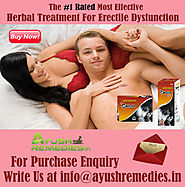 Prevent ED In Males With Ayurvedic Erection Pills And Oil By AyushRemedies.in