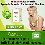 Ayurvedic Remedies For Menstrual Disorders In Women By AyushRemedies.in