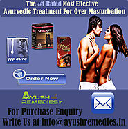 Ayurvedic Treatment For Over Masturbation Effects By AyushRemedies.in
